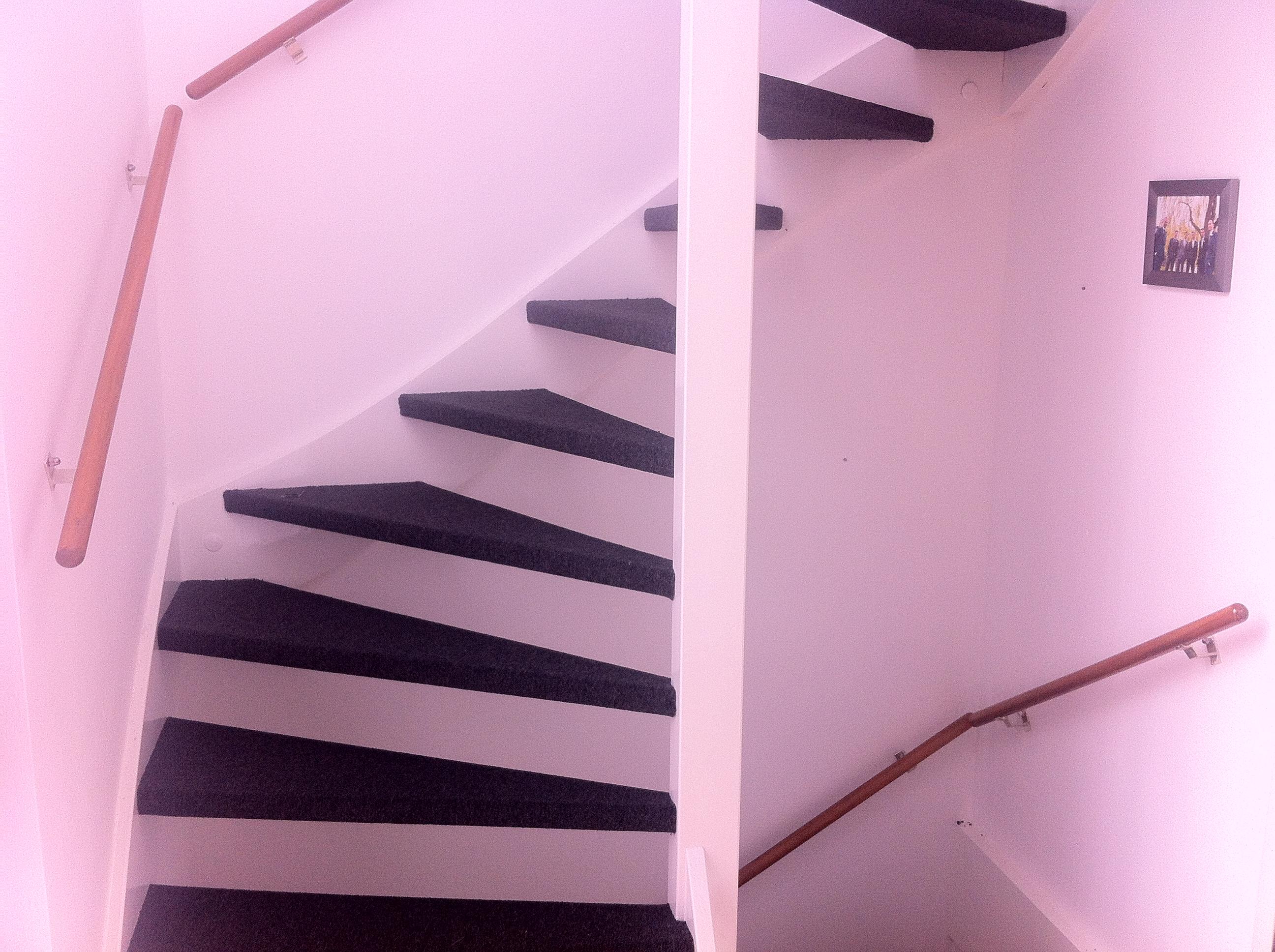 Bekend Open trap bekleden - MijnTrapBekleden.nl RK53