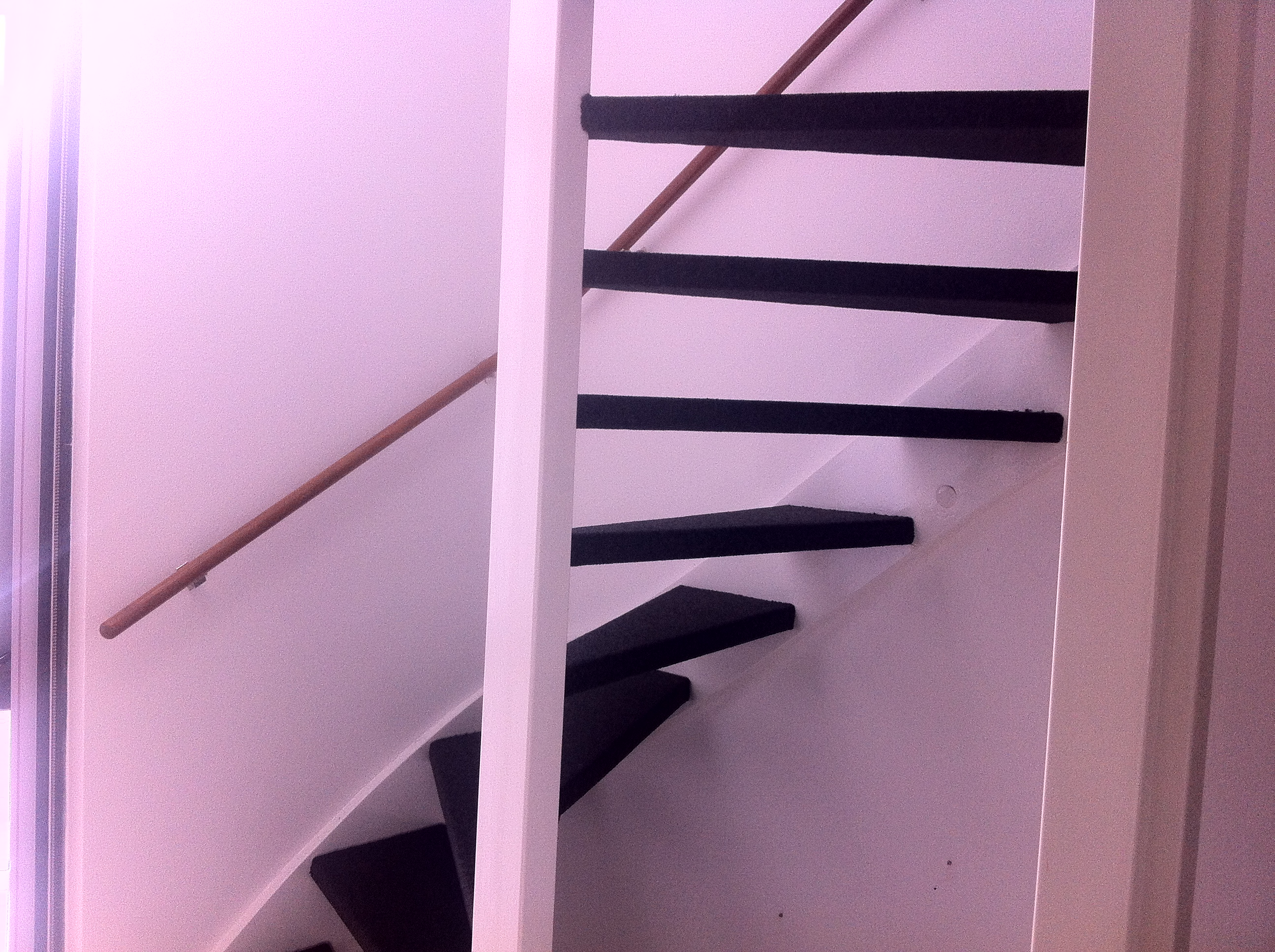 Bekend Open trap bekleden - MijnTrapBekleden.nl QW95